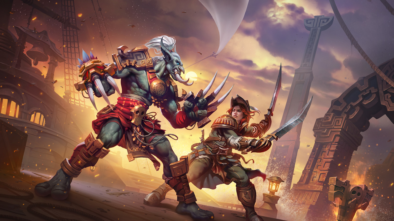 艾澤拉斯教育召集令免費徵召《魔獸世界》老戰友回歸。圖:暴雪娛樂/提供