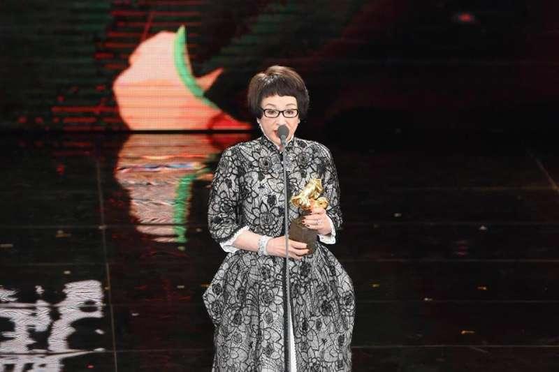 54屆金馬獎今(25)日舉辦頒獎典禮,徐楓獲得「終身成就獎」。(取自金馬影展 TGHFF臉書)
