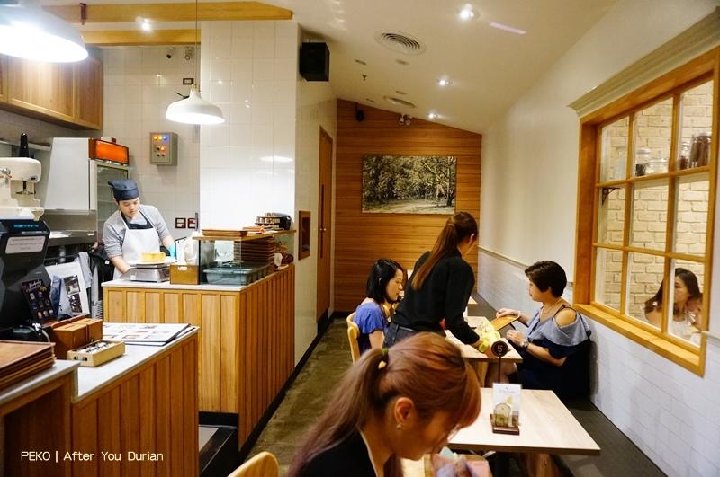 泰國榴槤冰.After You Durian.After You cafe.曼谷美食.曼谷榴槤刨冰.榴槤糯米冰.曼谷蜜糖吐司.曼谷咖啡廳.