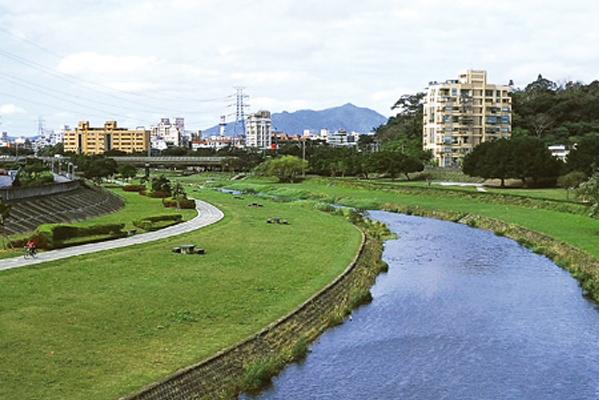 雙溪生活水岸自行車道。(圖片來源/台北旅遊網)