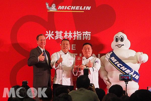 頤宮中餐廳兩位主廚獲獎 (攝影/MOOK景點家張盈盈)