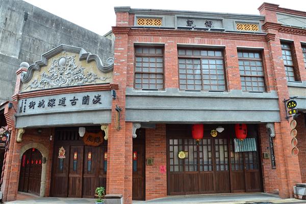 深坑老街 (圖/新北市政府)