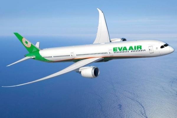 長榮航空連續五年榮登全球最安全航空公司的行列。(圖/長榮航空)