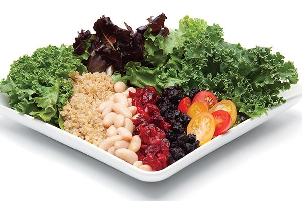 若有特殊飲食需求可事先跟航空公司說明 (圖/JetBlue)