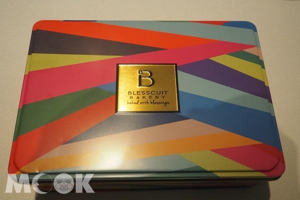 松露口味的精緻曲奇餅乾Blesscuit讓人品嘗到高級的滋味(攝影/MOOK景點家張盈盈)