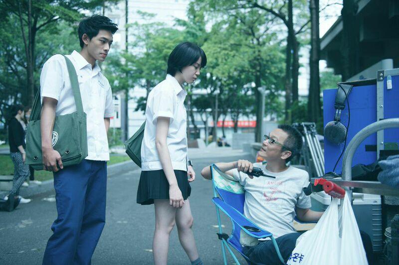 周格泰從事拍攝工作多年,他將台灣許多地方透過鏡頭呈現出80年代夢幻場景。
