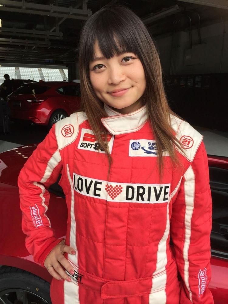 洪銘蔚在日本接觸賽車時間雖短,卻獲得亮眼佳績。