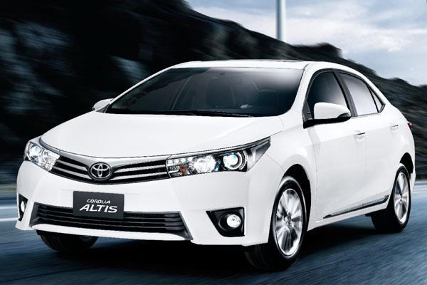 本月最熱賣的車款,依然由Toyota Corolla Altis 1.8稱霸,創下3,188台銷量,也比上個月進步將近三成