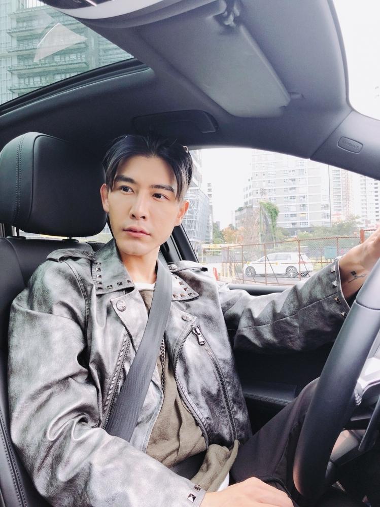 對森田來說,車子代表著人生的目標。