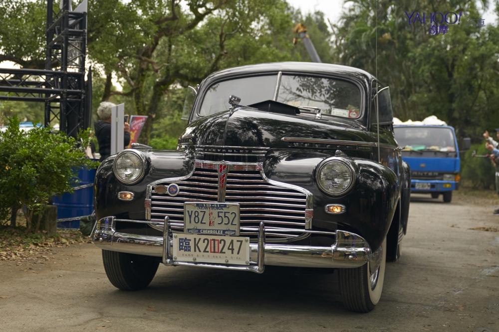 擲爻得來的1941 Chevrolet