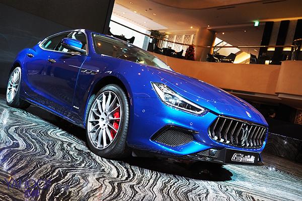 3種風味4款佳釀!2018年式Maserati Ghibli正式抵台