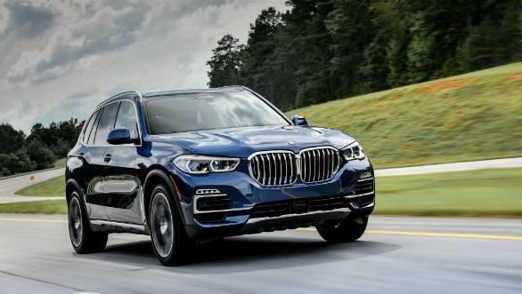 全新世代BMW X5外型充滿霸氣張力,展現出紮實壯碩的肌肉線條( 圖片來源:http://overdrive.in/reviews/2019-bmw-x5-first-drive-review/)