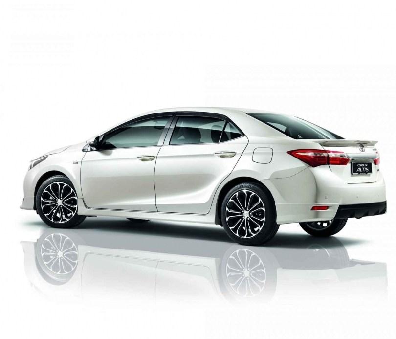 本月銷量和泰豐田(Toyota、Lexus)領先群雄,其中又以Toyota Corolla Altis車款最熱賣