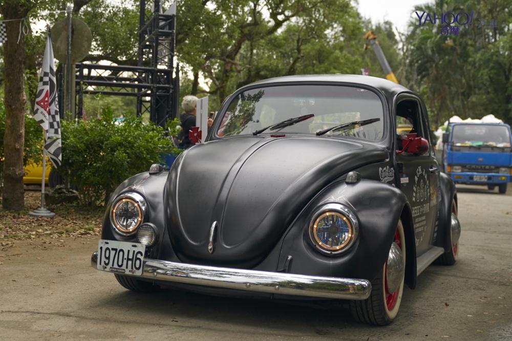 Volkwagen Beetle 消光黑