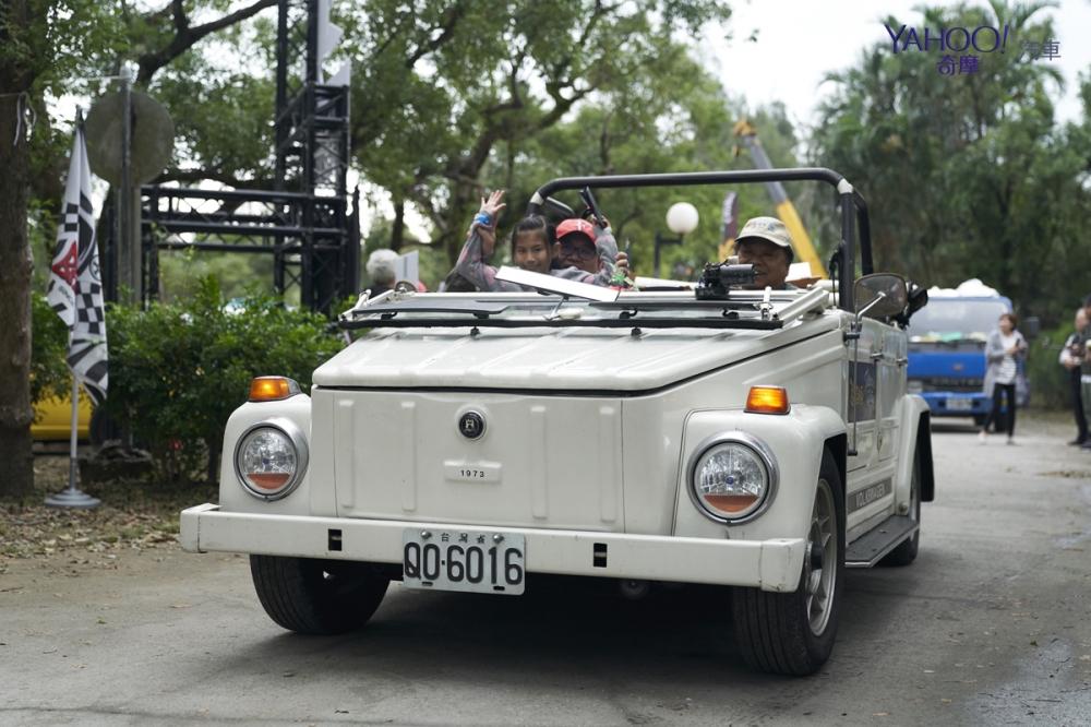 1973年Volkswagen 181 Jeep