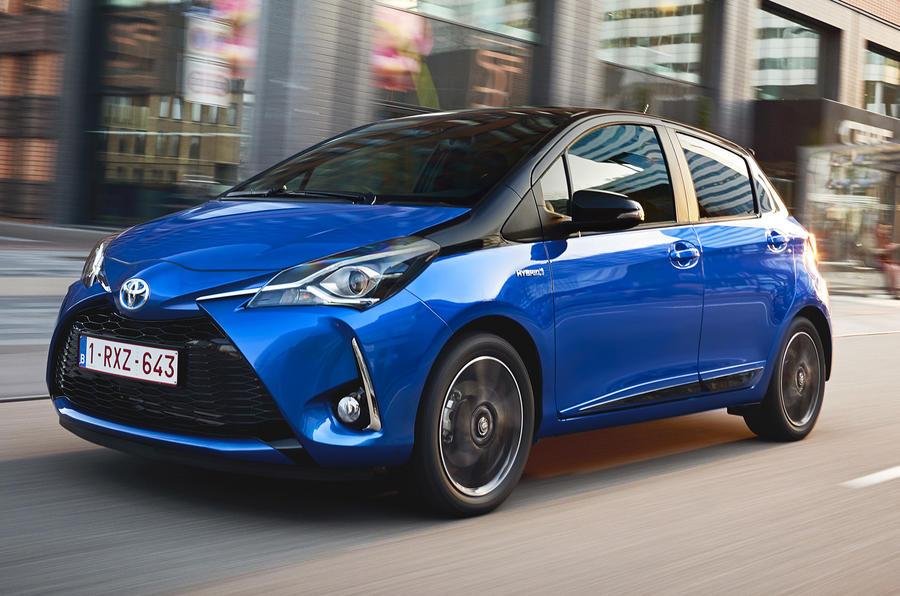 小改款的小鴨Toyota Yaris本月賣出1,423台,頗有異軍突起的氣勢