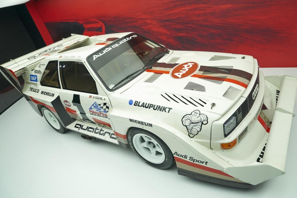 Audi Quarttro Sport S1