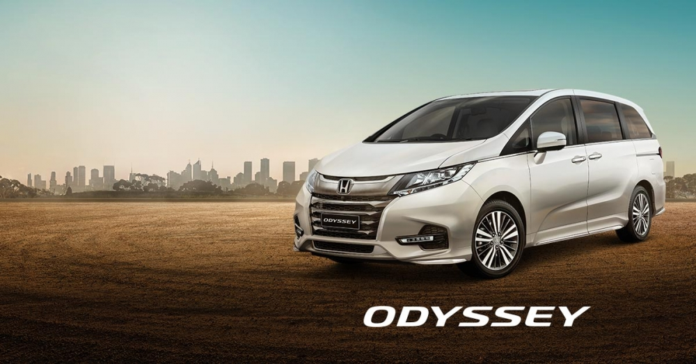 IIHS最近公布一段多功能休旅車碰撞安全測試影片,其中Honda Odyssey綜合各方面獲得最高評價(圖片來源:https://www.honda.com.au/cars/family/odyssey.html)