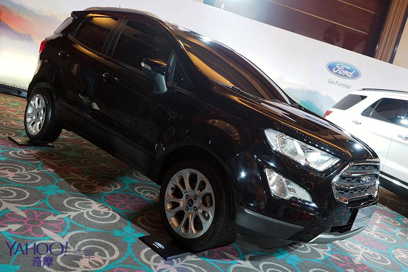 赫然釋出新陣容!Ford媒體餐敘展示7人座Explorer及改款EcoSport!