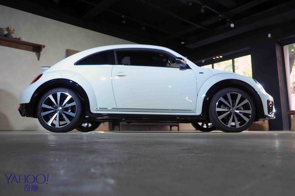 用可愛與帥氣征服世界!新年式Volkswagen Beetle R-Line傳奇再現