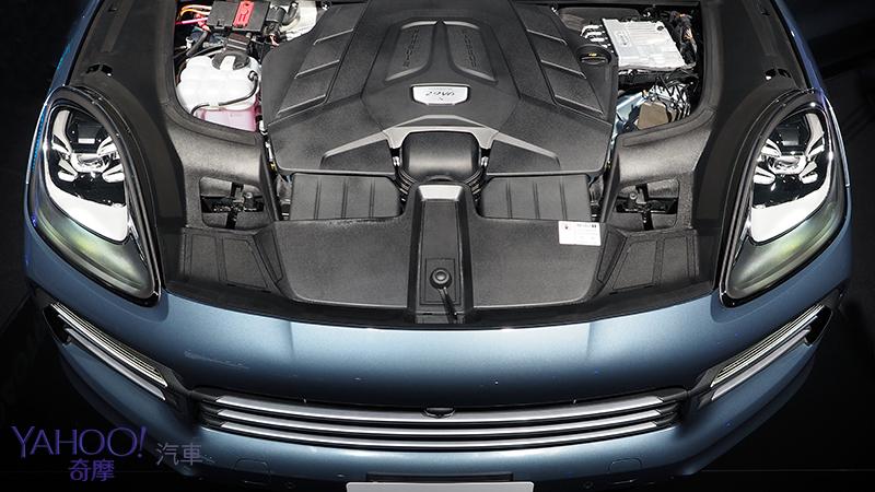 極致跨越、隆重鉅獻!Porsche 2018第3代Cayenne嗆辣現身!
