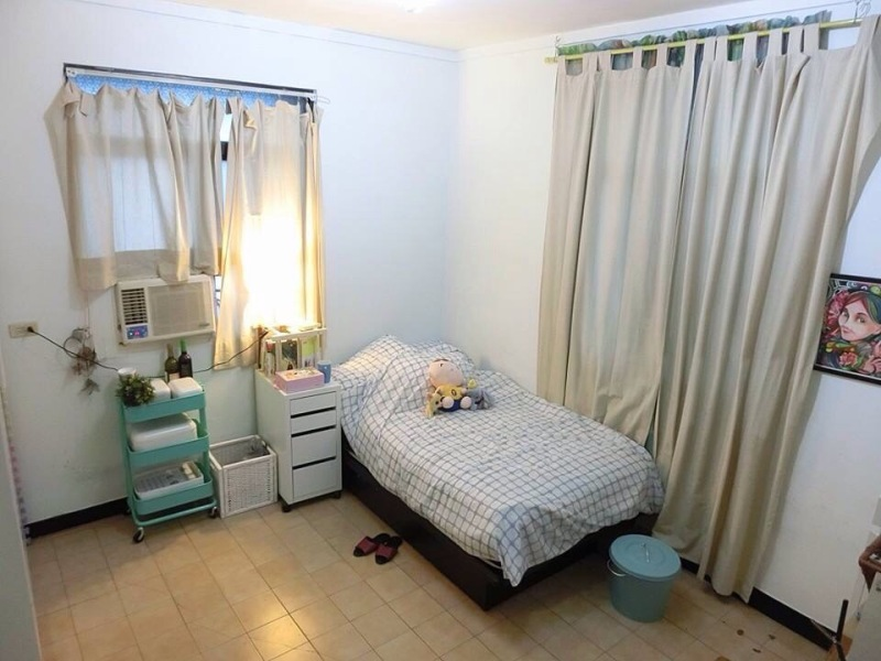 盧佳俐居家環境,最重視房間的空氣是否流通。