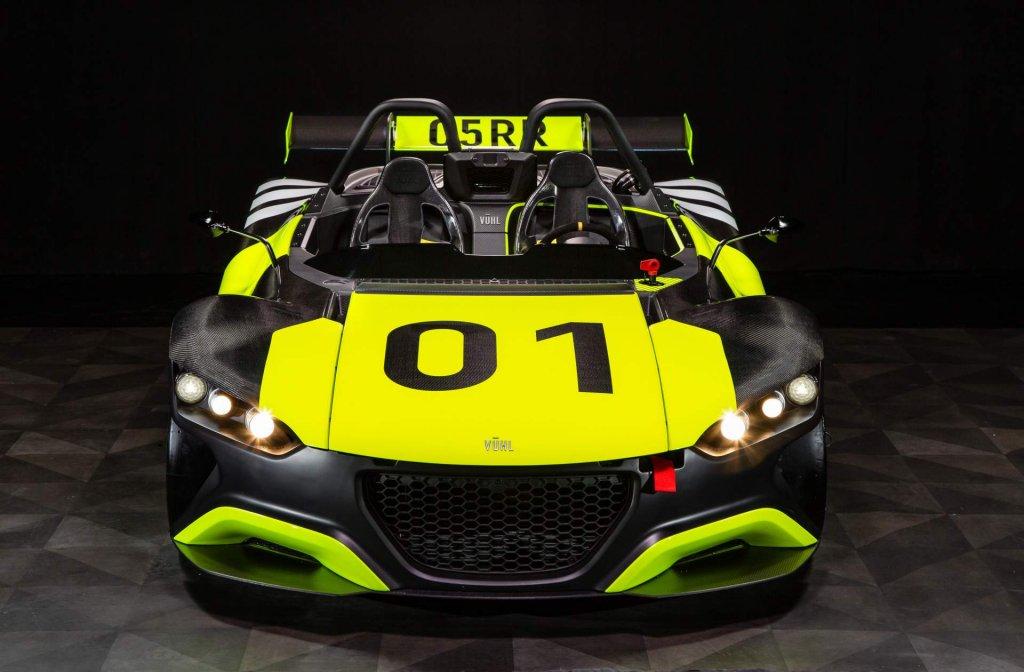 來自墨西哥的跑車惡魔!VHL 05RR正式發表