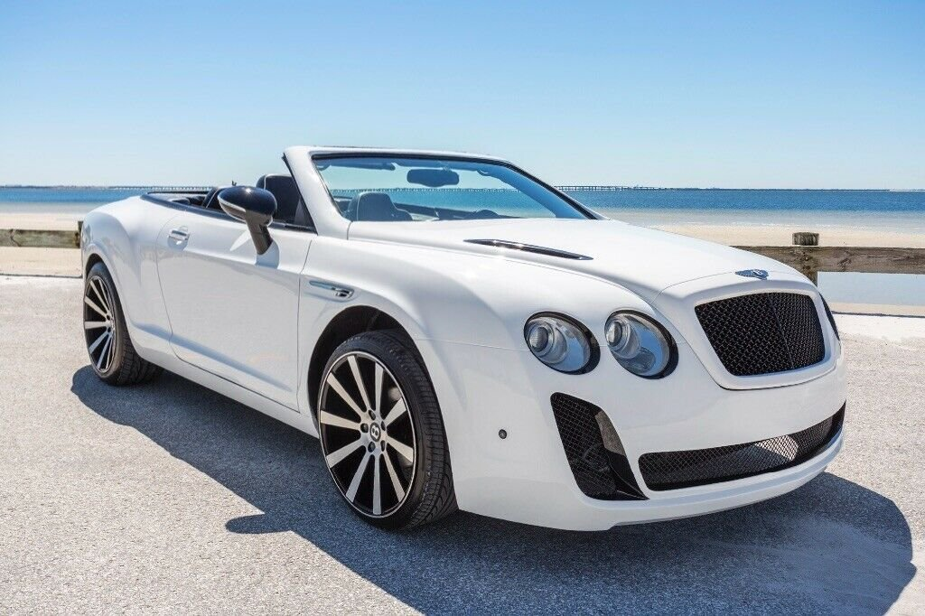 以假亂真,這台二手BENTLEY Continental GTC也要261萬台幣!