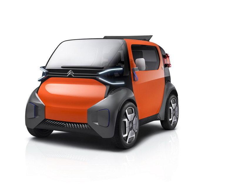 AI與電動化的總和!CITROEN全新概念車預告