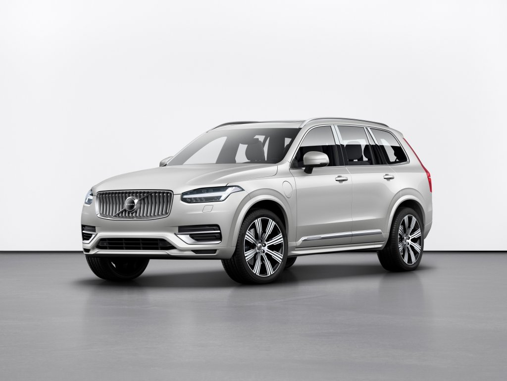 低估市場需求?VOLVO預估2019年底提高插電式混合動力車型產量