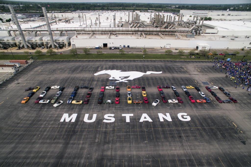 連續四年暢銷王者,FORD Mustang全球銷量持續成長