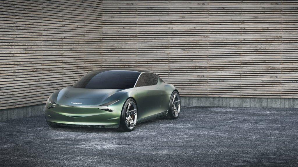 最小電動雙門概念跑車,GENESIS Mint Concept紐約首發