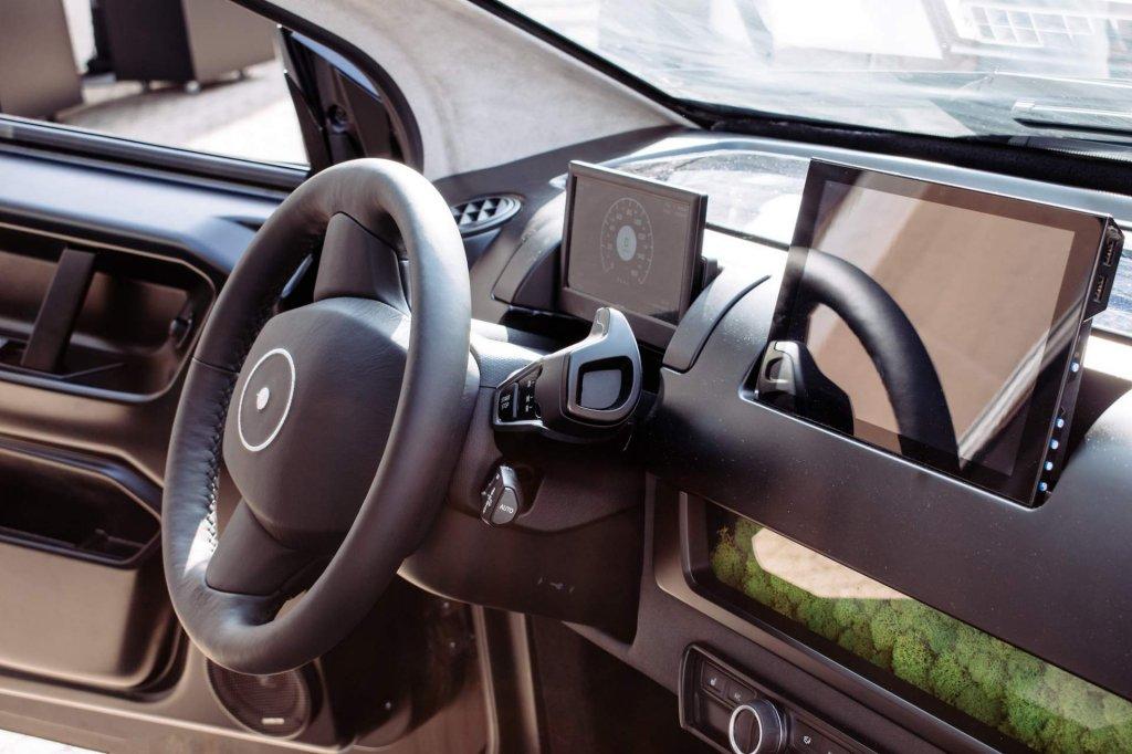 Sino太陽能電動車於SAAB舊工廠生產,首批車於2020年正式量產