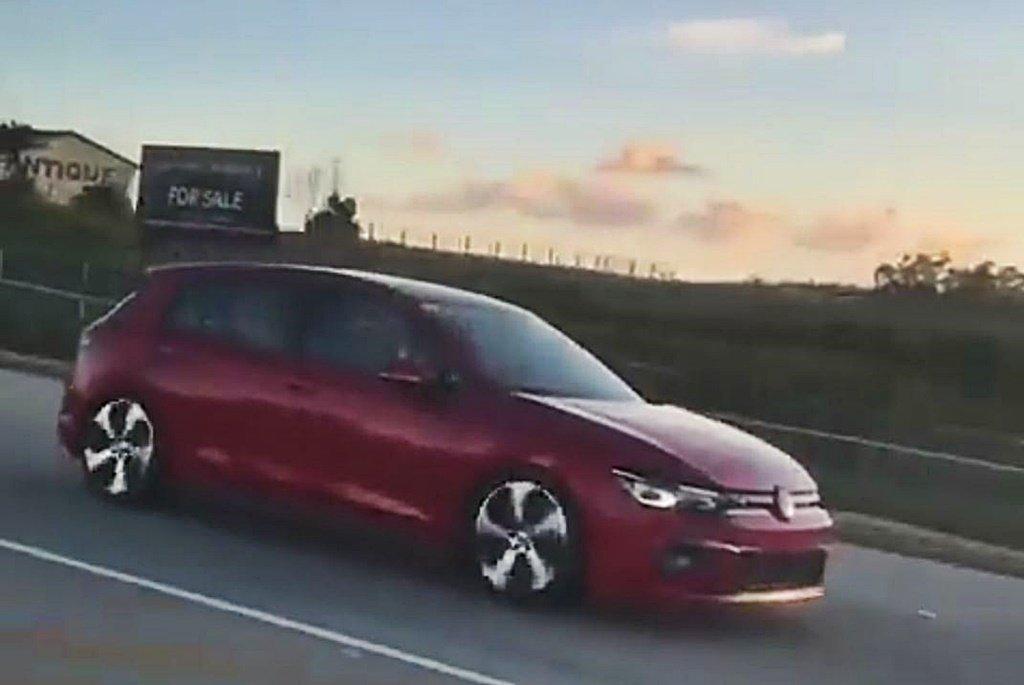 VW全新8代Golf呼之欲出,最新在南非拍到的間諜照流出