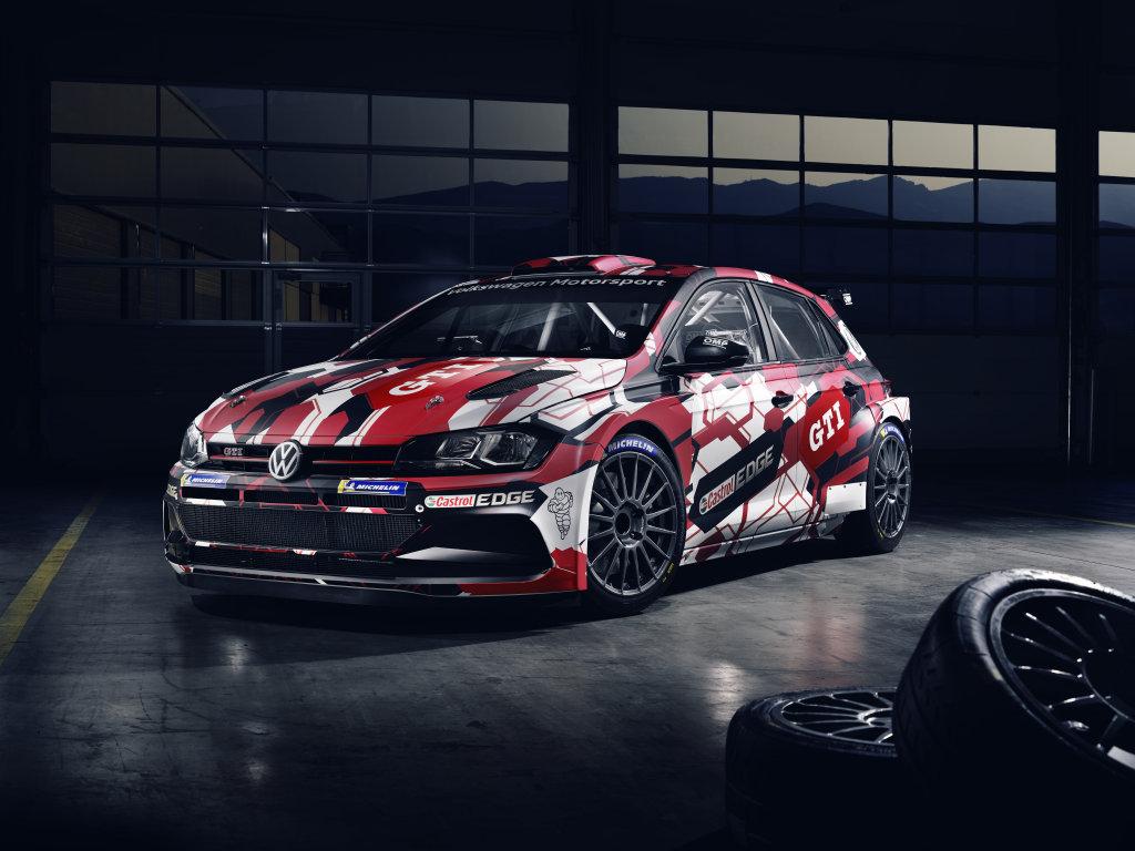 為拉力賽而生,新VW Polo GTI R5