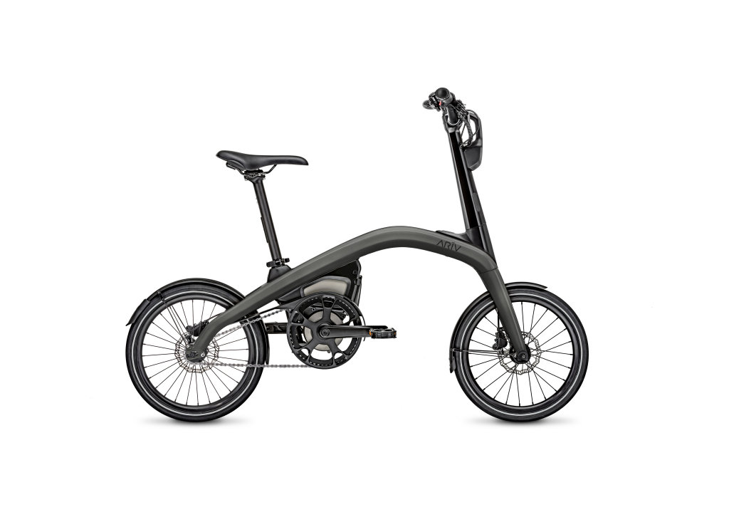 GM推首款電動自行車品牌ARIV,最大續航里程達64 km