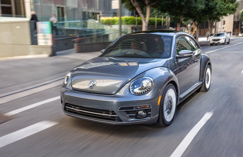 往事只能回味,VW CEO 否決Beetle電動化
