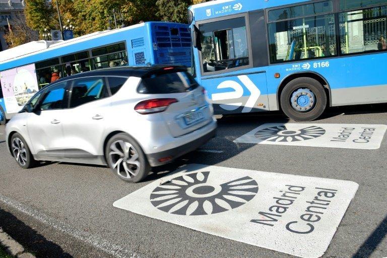 舊車你別過來!西班牙首都禁止老車進入市中心