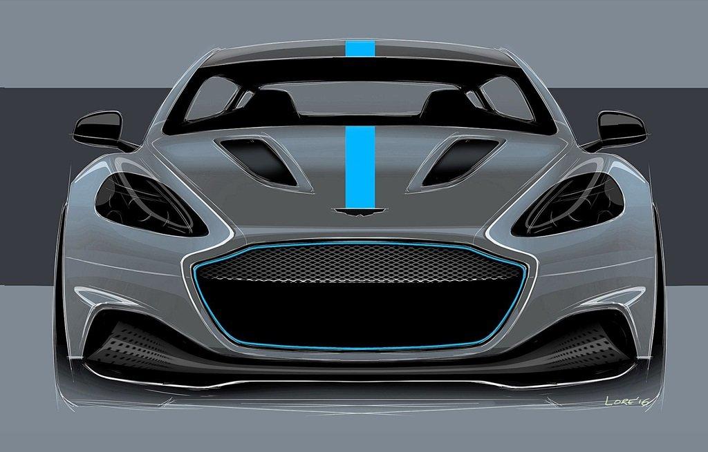 龐德新座駕是電動車!ASTON MARTIN全新Rapide E將在007影集擔綱演