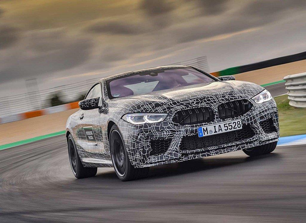 BMW最新性能旗艦M8 Coupe進入量產,原廠公布最新性能數據