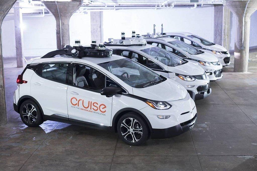 無人送餐?GM同DoorDash合作於舊金山試辦自駕車送餐服務!