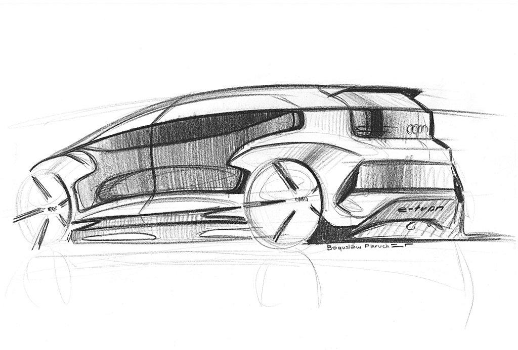 Level 4全自動駕駛科技上身的AUDI都會電動車AI:ME首發