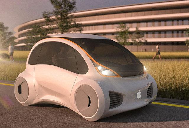 醞釀新技術!蘋果傳出找尋下一代自動駕駛感應裝置供應商