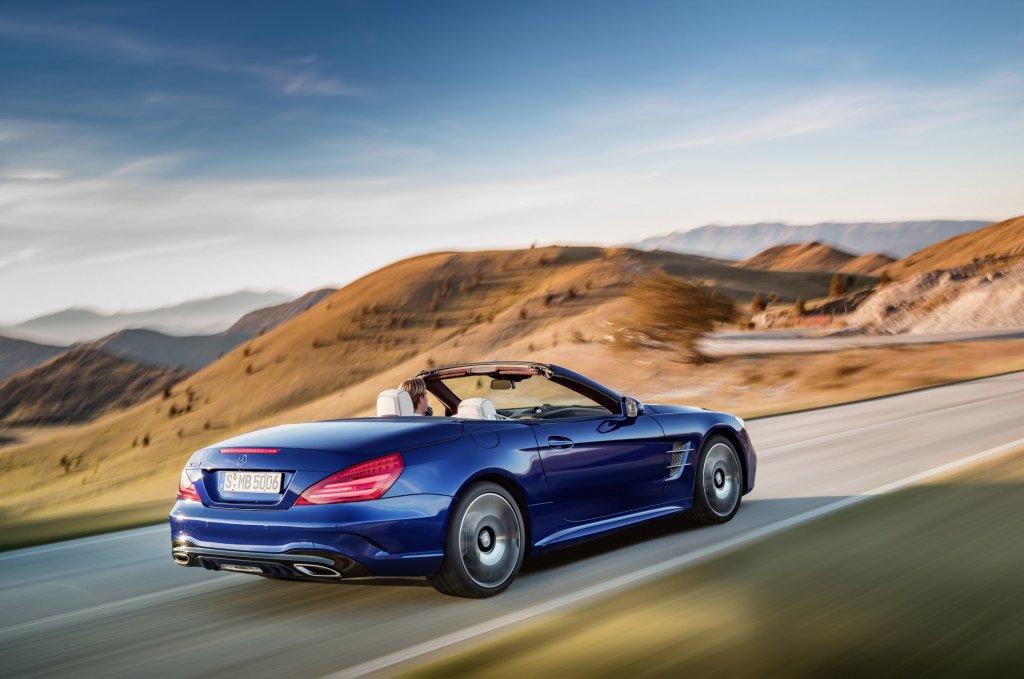 強化運動質感!MERCEDES-AMG表示全新SL Roadster將更加性能化