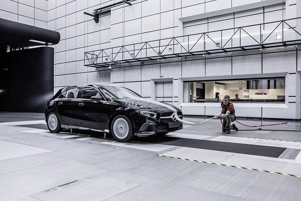 賓士A-Class全球8廠即日開始量產,結合工業4.0生產技術提升品質
