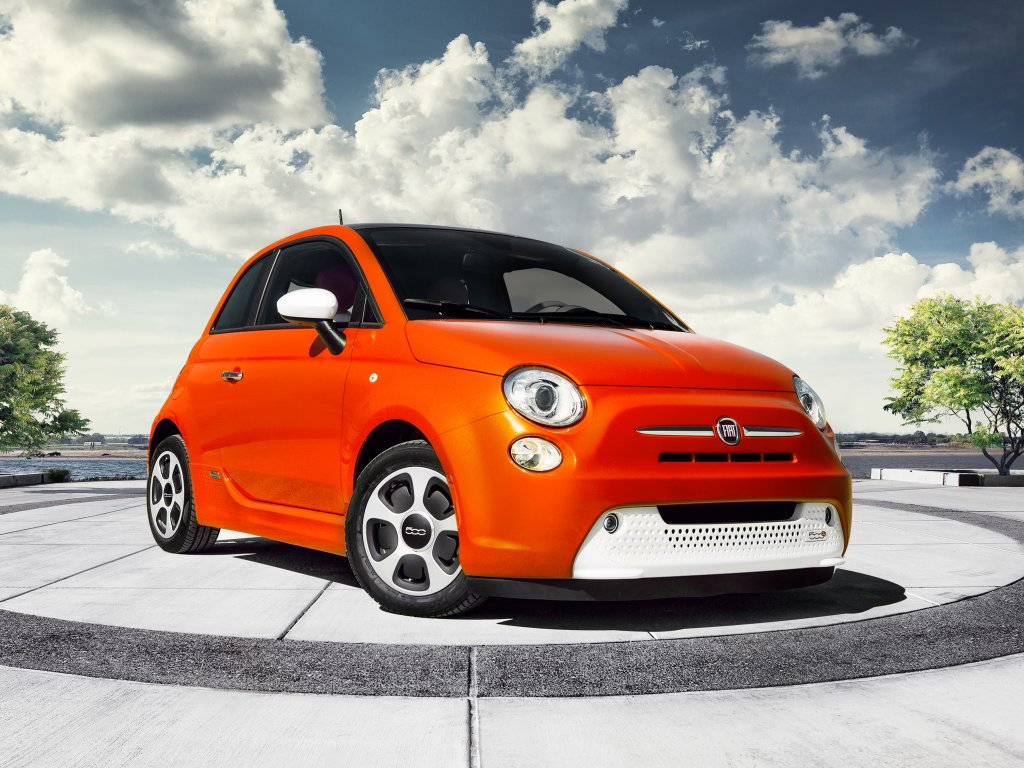 FCA投資超過千億開發新能源車,FIAT 500e也在名單中
