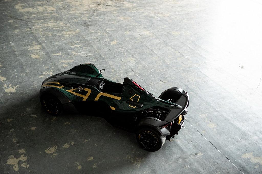 成為歷史要角!BAC交付第一百輛Mono類方程式賽車