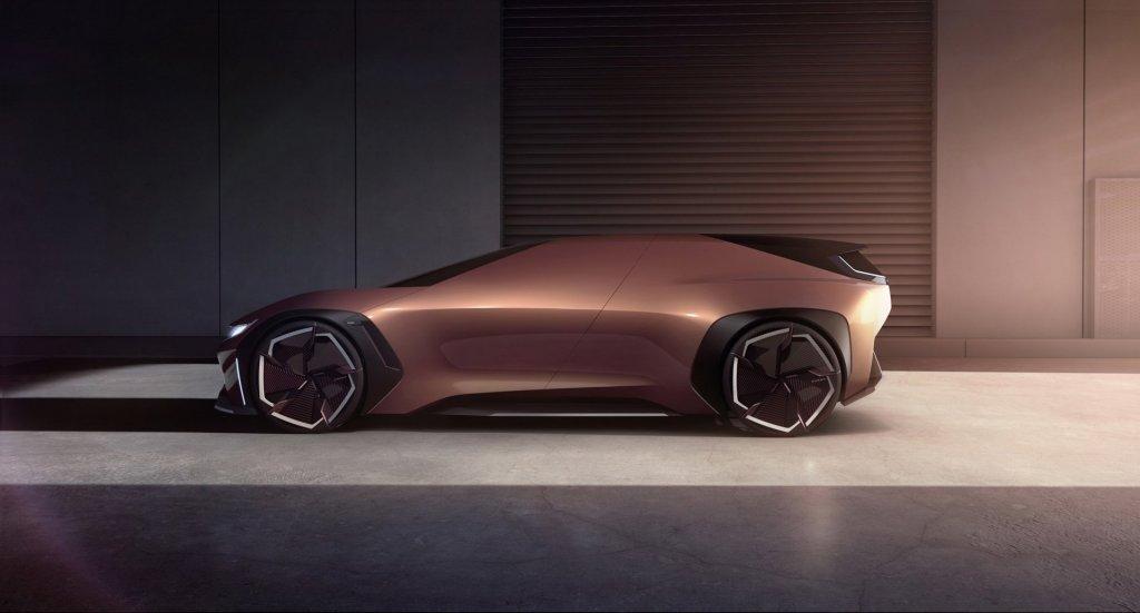 邁向未來!EXEED E-IUV概念車體現科技語彙
