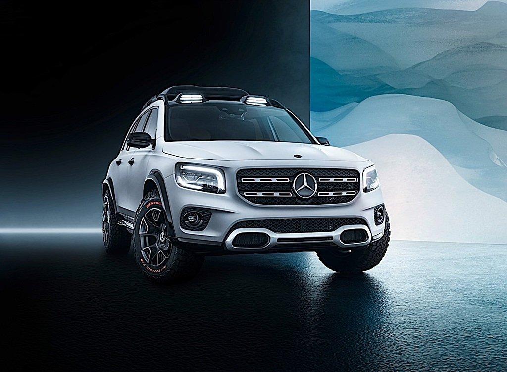 MERCEDES BENZ確定GLB量產車在中國和墨西哥生產,2019年底進駐各