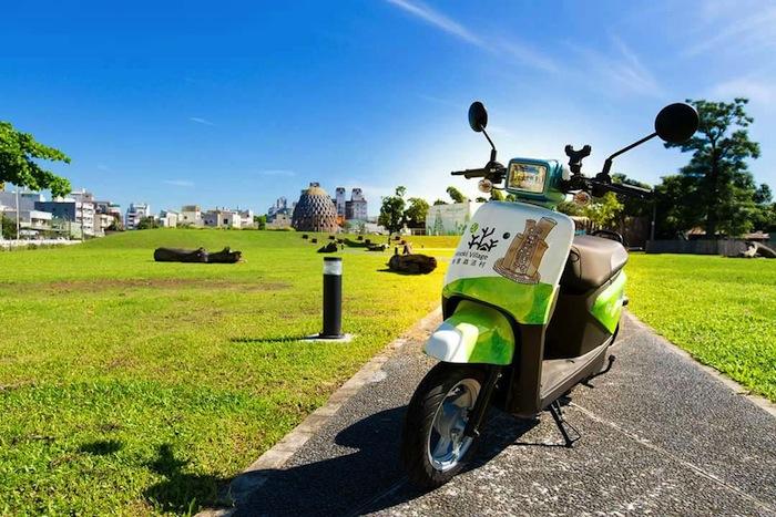 時尚新玩法 城市低碳輕旅行